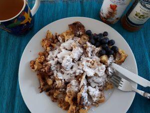 recept glutenvrije kaiserschmarrn