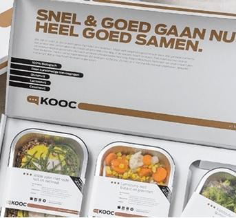 Glutenvrije producttest maaltijden Kooc