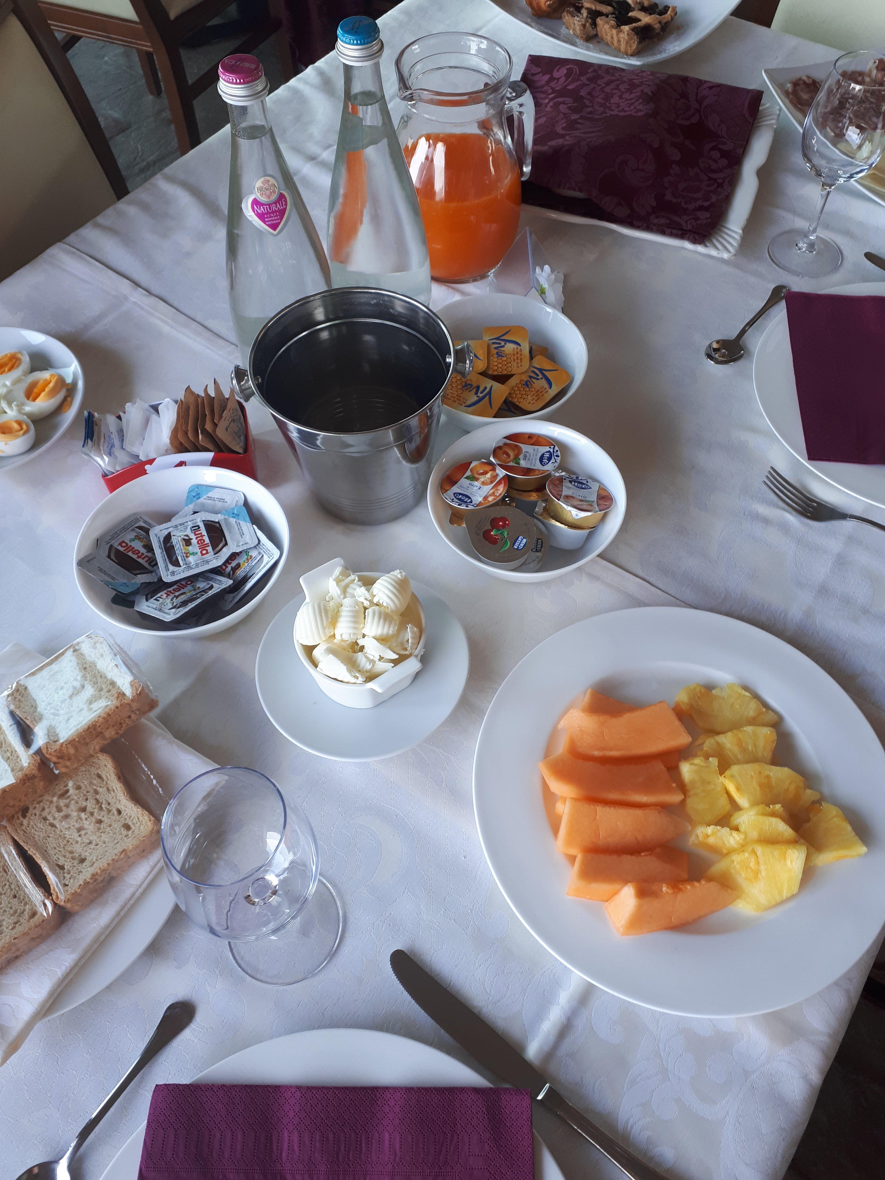 glutenvrij ontbijt