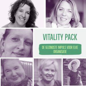 het vitality pack voor vitale werknemers foto van vitality pack teamleden