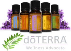 doterra etherische olie over Yacintha