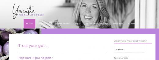 welkom vernieuwde website