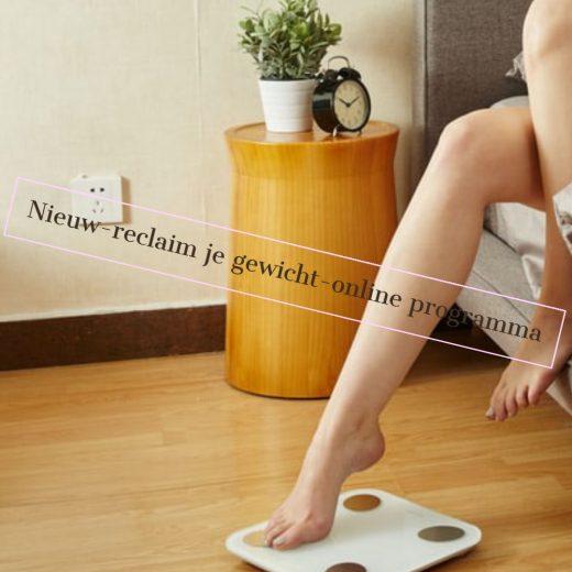Reclaim je gewicht