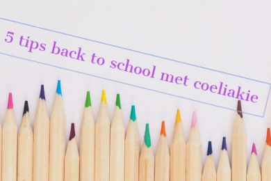 tips back to school met coeliakie