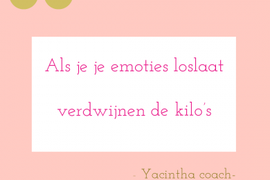 overgewicht en emoties